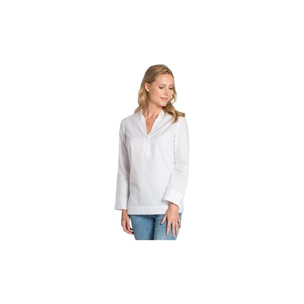 Camisa señora estilo ibicenco