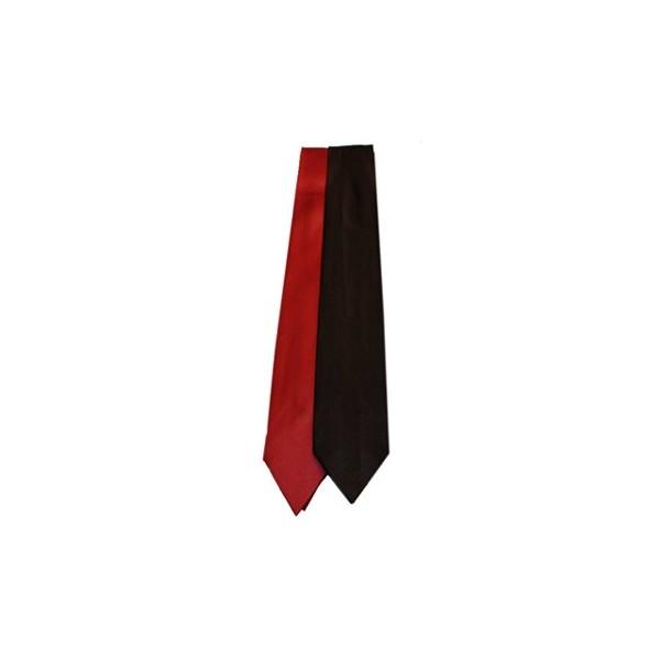 Corbata satén