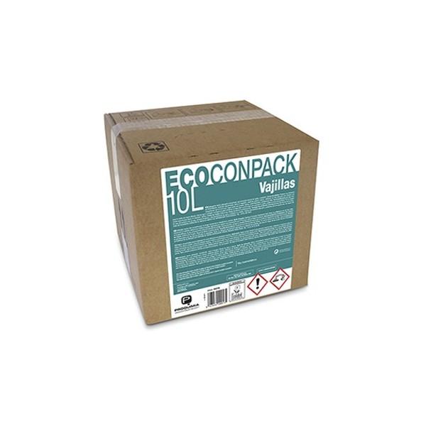 Lavavajillas sistema manual Ecoconpack vajillas