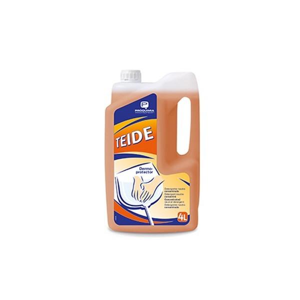 Lavavajillas manual Teide