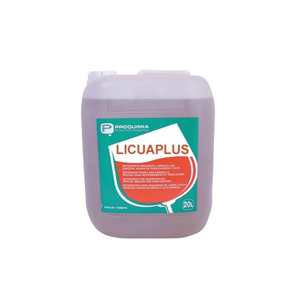 Detergente sistema automático Licuaplus
