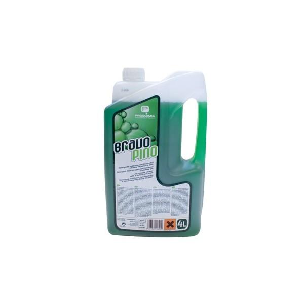 Detergente multiusos Bravo Pino