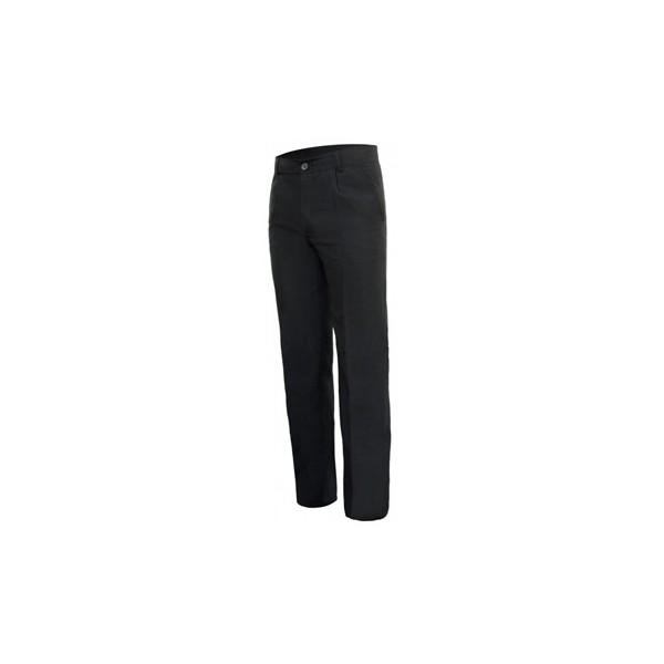 Pantalón Hombre Poliéster Color Negro