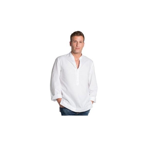 Camisa señor estilo ibicenco
