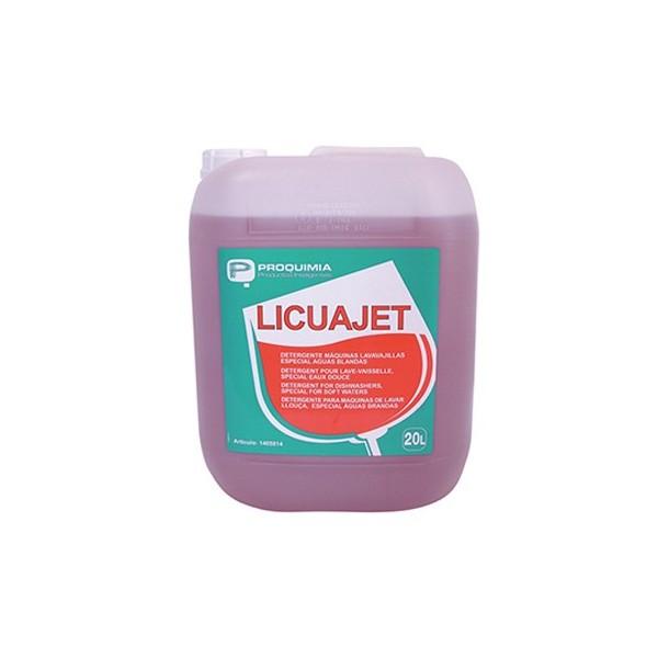Detergente sistema automático Licuajet