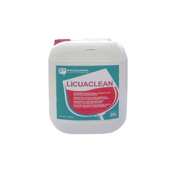 Detergente sistema automático Licuaclean