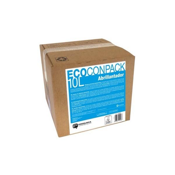 Abrillantador sistema automático Ecoconpack abrillantador
