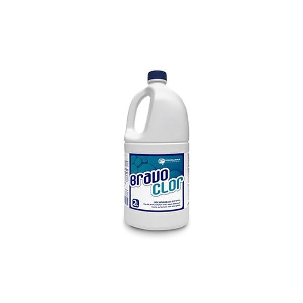 Detergente clorado Bravo Clor