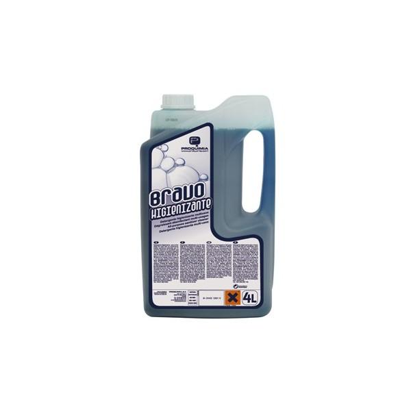 Detergente Bravo higienizante