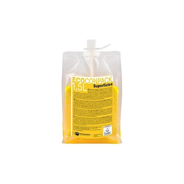 Detergente baños Ecoconpack superficies