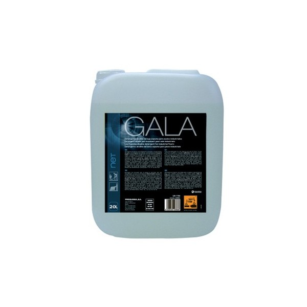 Detergente suelos Gala Net