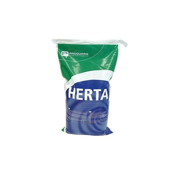 Detergente en polvo Herta