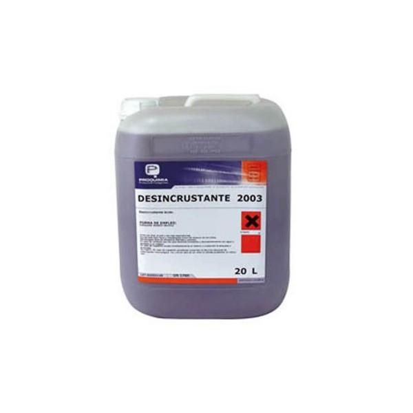 Desincrustante 2003