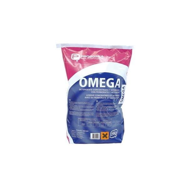 Detergente sólido Omega