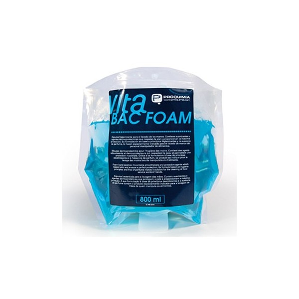 Gel concentrado Vitabac Foam