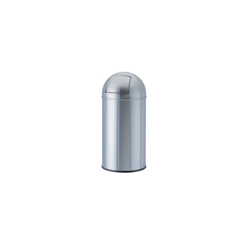 Papelera Bullet Push 40 litros