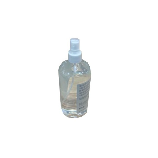 GEL DE MANOS HIDROALCOHÒLICO BOTELLA 500ML CON SPRAY