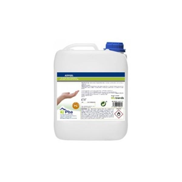 Gel de manos hidroalcohólico garrafa 25 litros