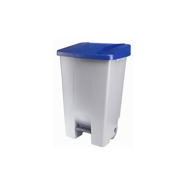 Contenedor con tapa 80 litros