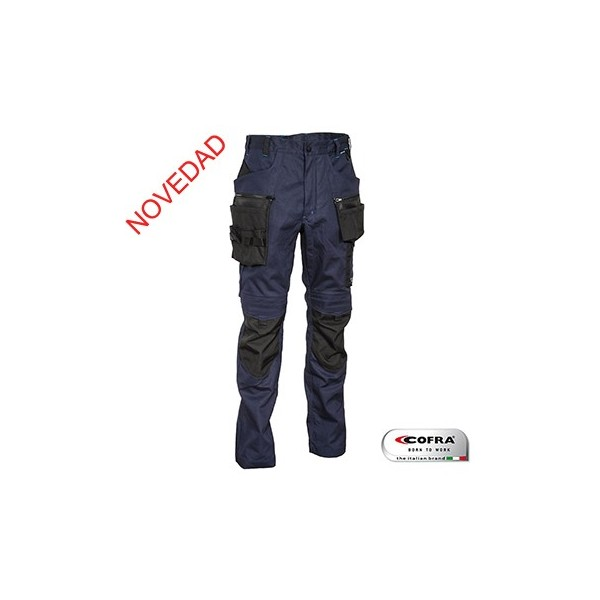 Pantalon BIWER multibolsillos
