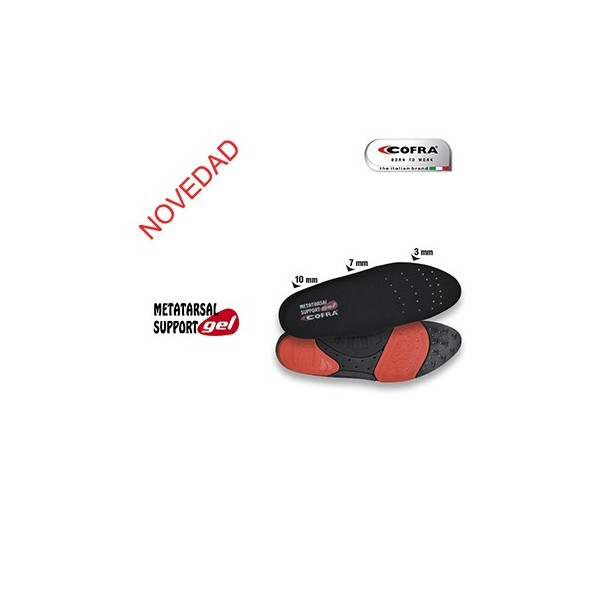 Plantillas METATARSAL SUPPORT GEL