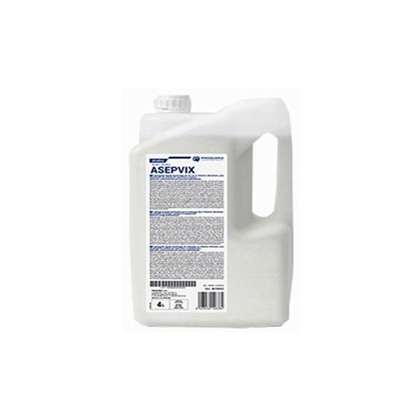 Detergente desengrasante y desinfectante