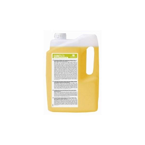 Desinfectante y detergente