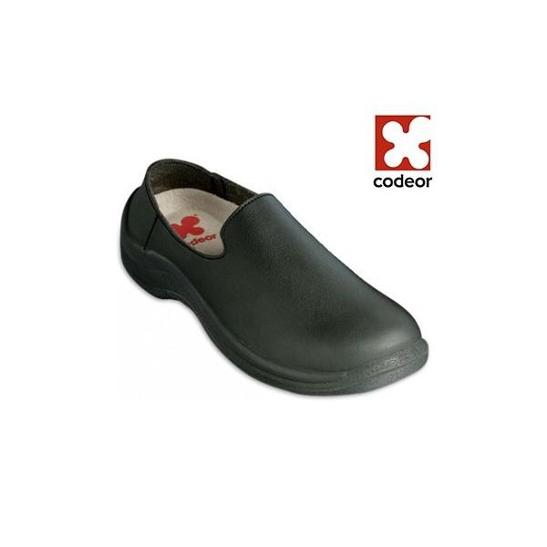 Zapato seguridad cocina
