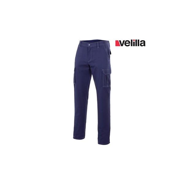 Pantalón multibolsillos moderno