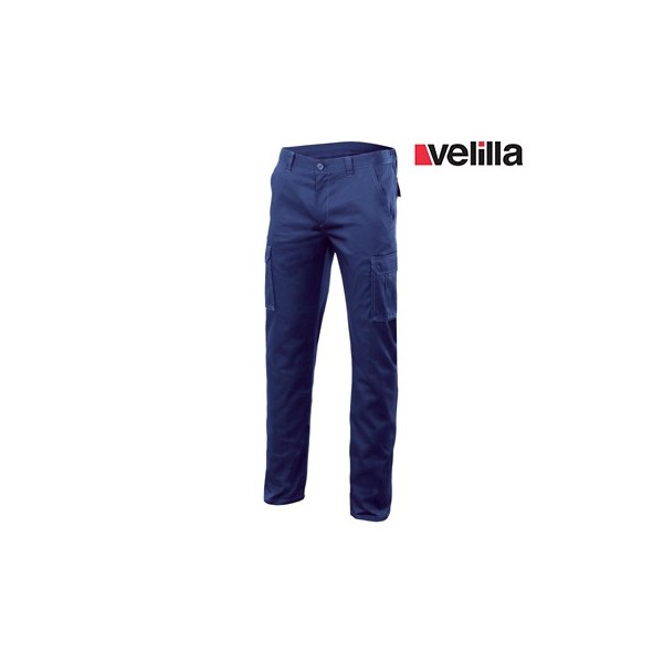 Pantalón multibolsillos Strech y moderno