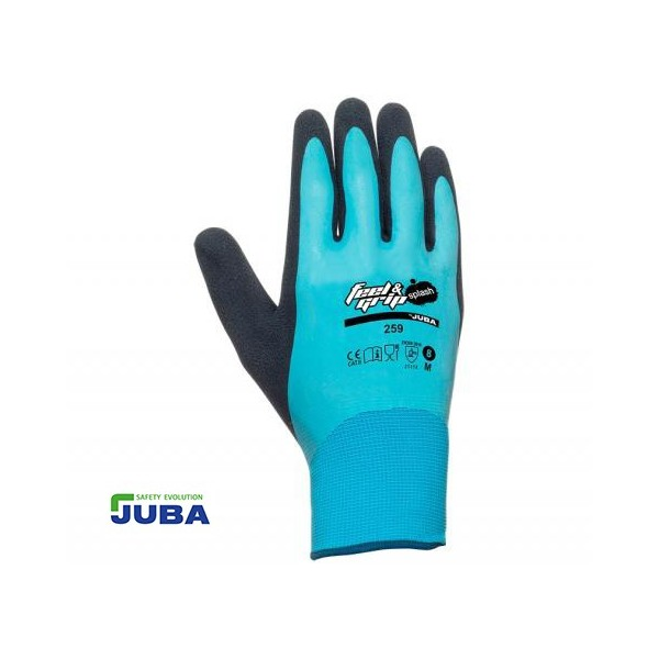 Guante FEEL & GRIP SPLASH